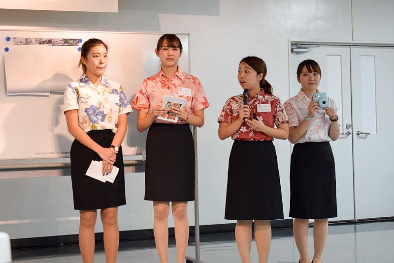 琉球大学のHibiscusチーム