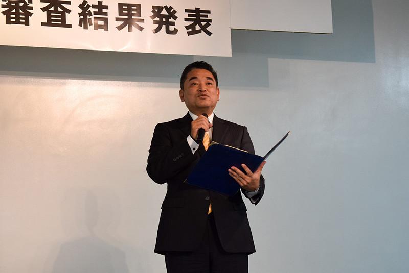 沖縄観光コンベンションビューロー 常務理事 譜久山健氏