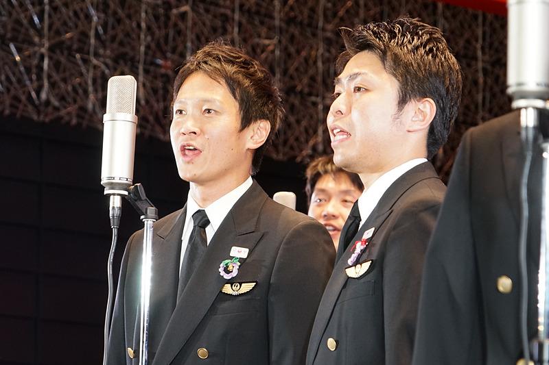 JAL空飛ぶ合唱団2017の合唱