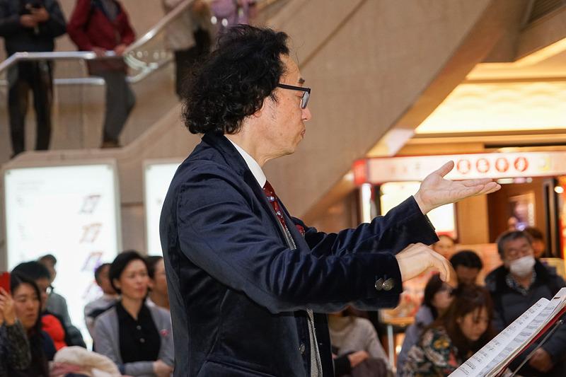 指揮者は吉田伸昭さん