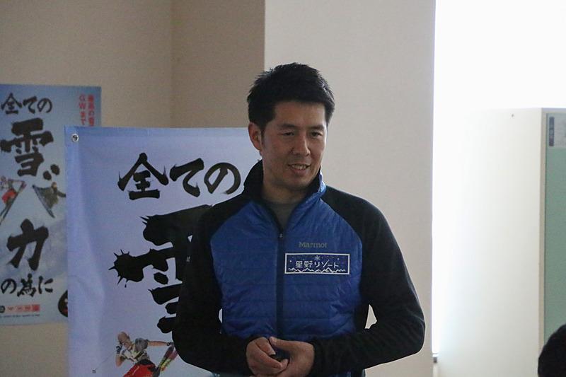 磐梯リゾート開発 取締役総支配人 八木貴博氏