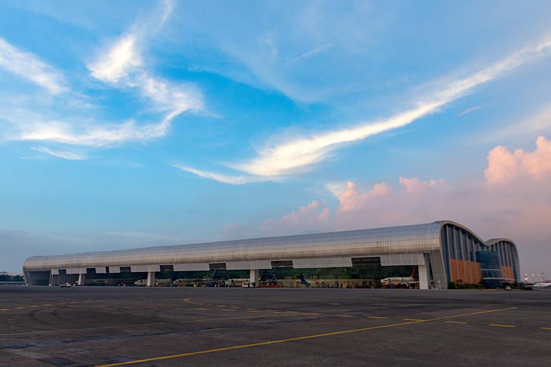 2015年9月に開所したナローボディ機(単通路機)専用の「ハンガー4」