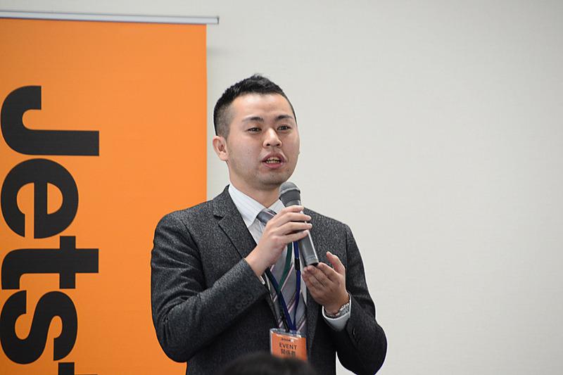 中部国際空港株式会社 営業推進本部 航空営業部 原田有隆氏
