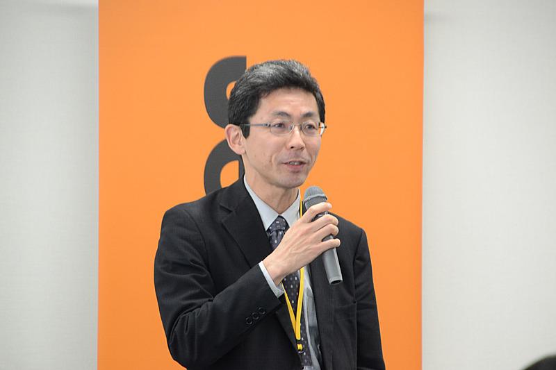 名古屋市 観光文化交流局 主幹 遠藤剛氏