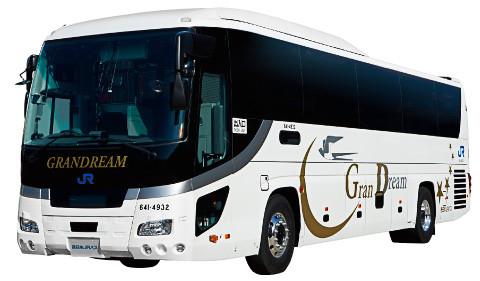 西日本ジェイアールバスとジェイアールバス東北は、2月9日から金沢/富山~仙台線を毎日運行すると発表