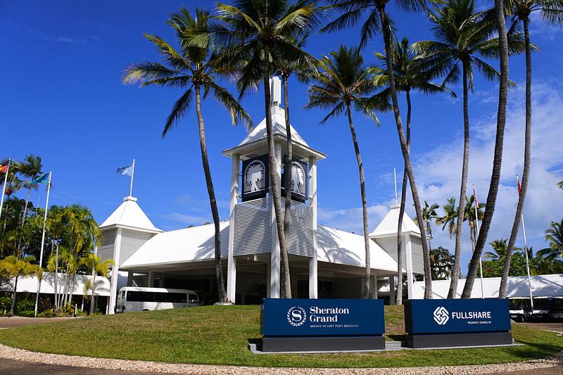 オープン30周年を迎え、さらにパワーアップした「Sheraton Grand Mirage Resort, Port Douglas」