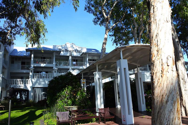 今回宿泊した「Peppers Beach Club&Spa」
