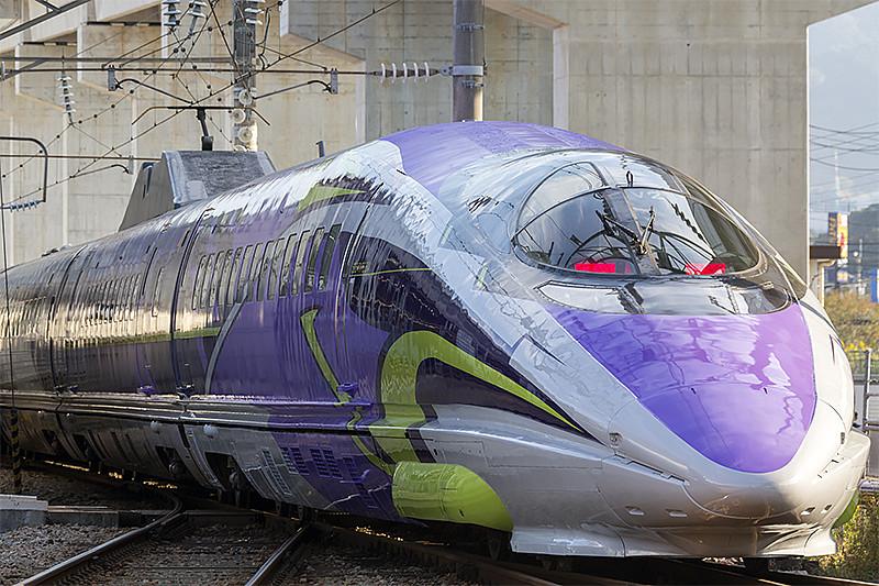 山陽新幹線のこだま号として運行してきた500系新幹線「500 TYPE EVA」が、5月13日で運行終了となる