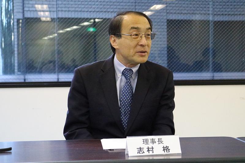 一般社団法人日本旅行業協会 理事長 志村格氏