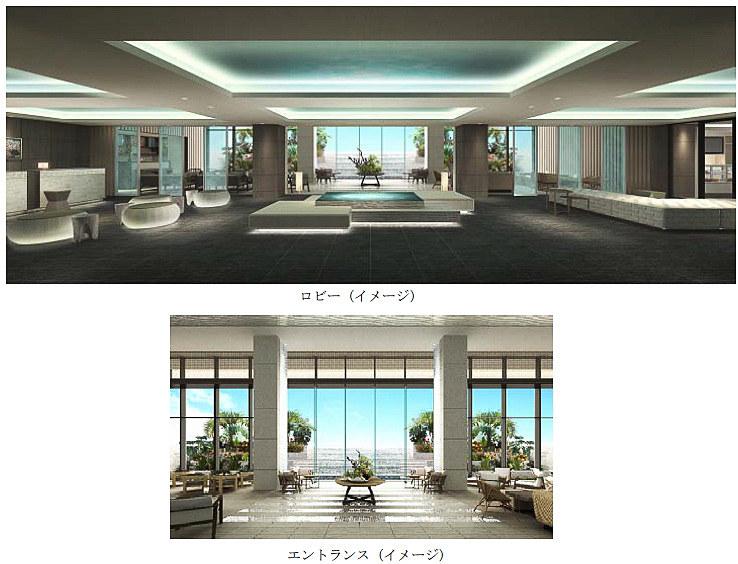 オリックス不動産は、ヒルトンが運営する「ダブルツリーbyヒルトン沖縄北谷リゾート」を6月に開業する