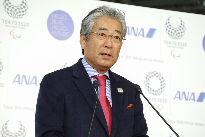 公益財団法人日本オリンピック委員会 会長 竹田恆和(つねかず)氏