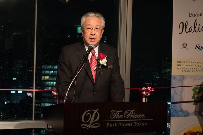 株式会社プリンスホテル 専務執行役員 東京シティエリア統括総支配人 武井久昌氏