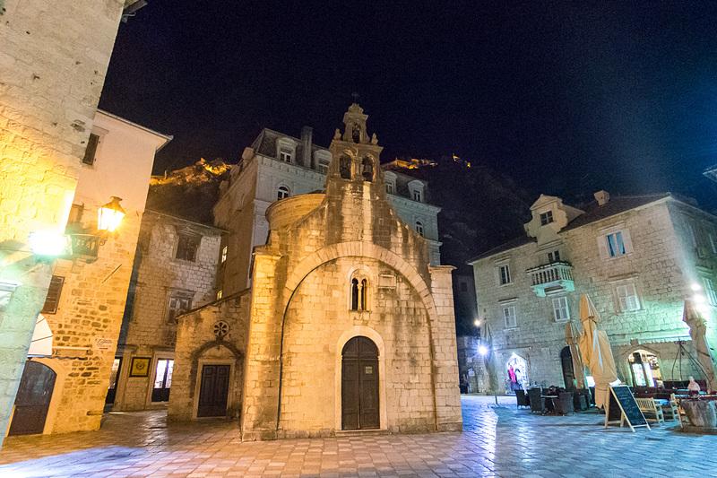 「聖ルカ教会(Church of St. Luka)」
