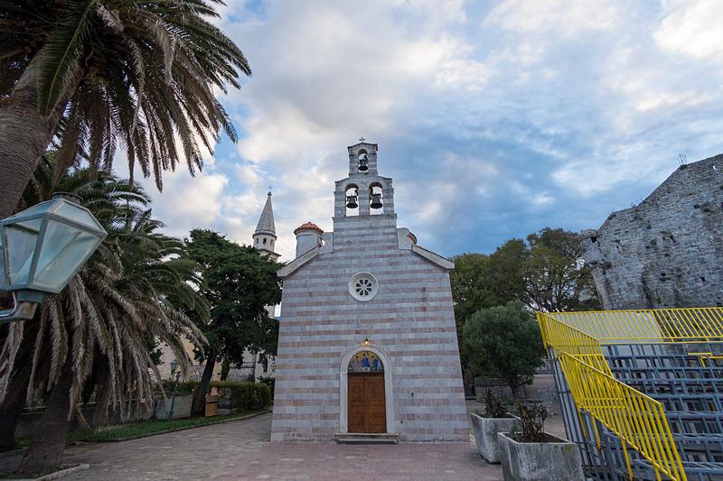 トリニティ教会(Holy Trinity)
