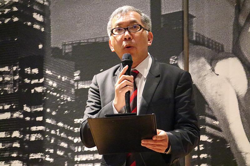 シンガポール政府観光局 副長官 チャン・チー・ペイ氏