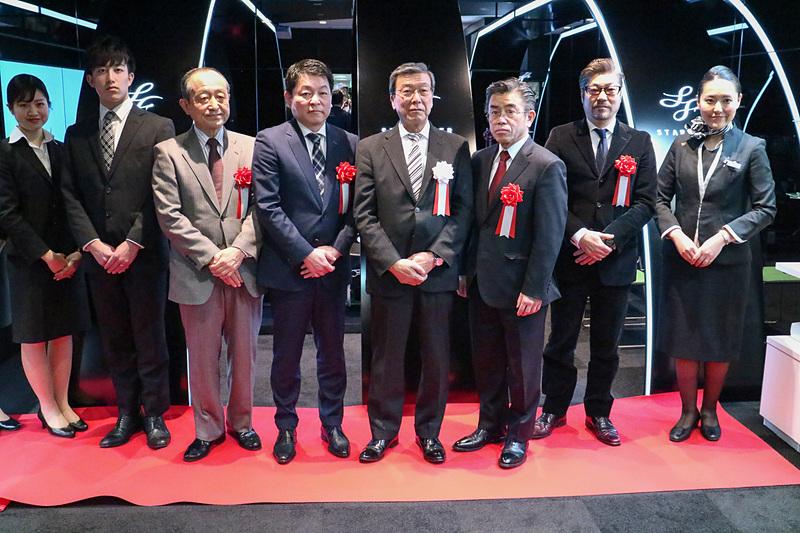 東京・有楽町に2月9日、スターフライヤーのアンテナショップがオープンした