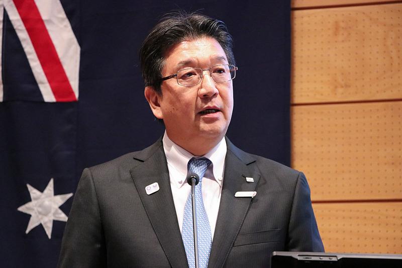 株式会社JTB 代表取締役社長 髙橋広行氏