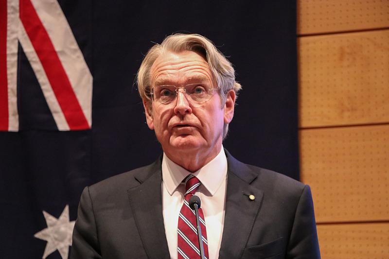 駐日オーストラリア大使 リチャード・コート閣下