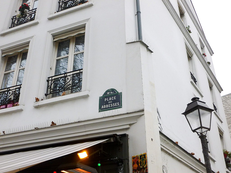 パリ18区のPlace des Abbessesで開かれた「貝殻祭り」へ行ってきました
