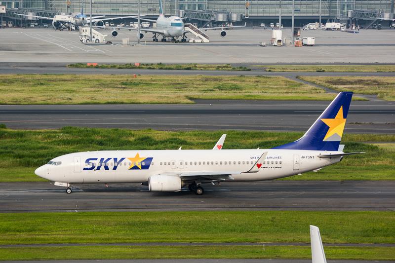 スカイマークは3月に神戸~那覇線、羽田~神戸線、羽田~新千歳(札幌)線で増便する