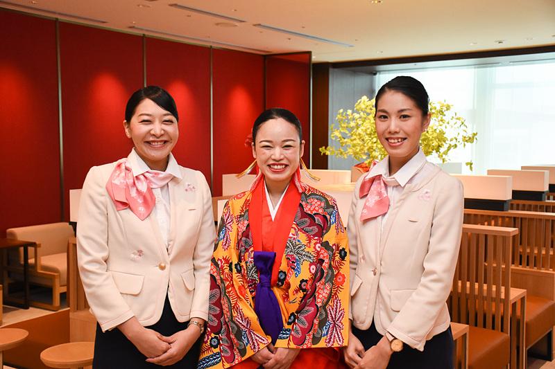 JALは那覇空港で2月28日にダイヤモンド・プレミアラウンジをオープンする