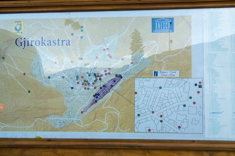 ジオカストラのマップ