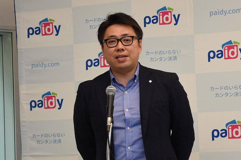 株式会社エクスチェンジコーポレーション 執行役員 営業本部長 橋本知周(ともひろ)氏