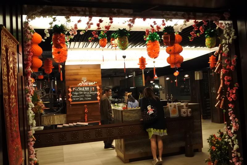 多彩なマレー料理が一同に介する「Double Tree by Hilton Hotel Kuala Lumpur」内の「Makan Kitchen」