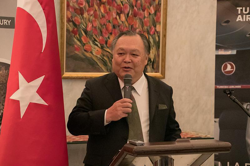 一般社団法人日本旅行業協会 副会長 菊間潤吾氏