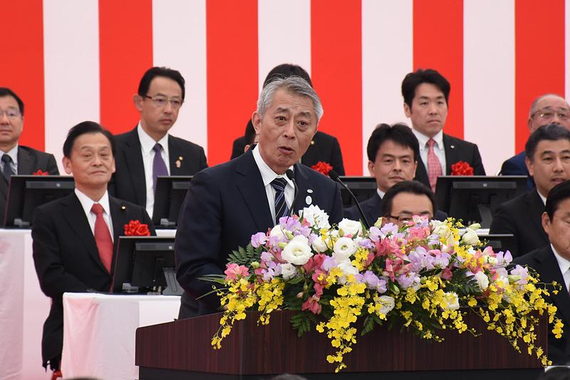 西日本高速道路株式会社 代表取締役社長 石塚由成氏