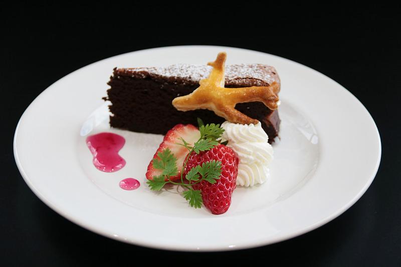 「ガトーショコラ」