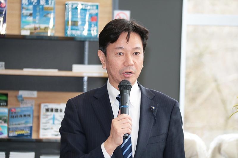 千葉県議会議員の小池正昭氏