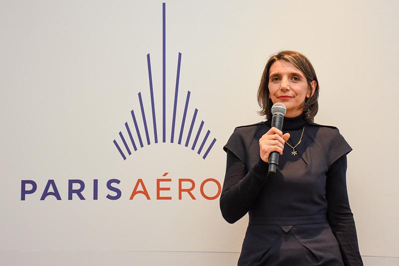 パリ空港 グローバル新規顧客開拓部 部長 セシル・マルシャン=カッサーニュ氏