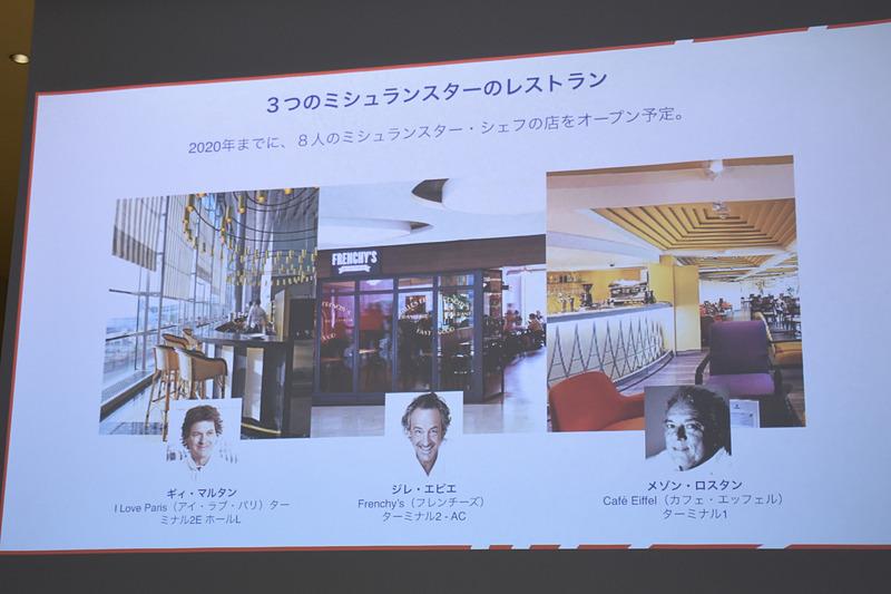 2020年までにミシュランガイドで星を取った8人のシェフによるレストランを開業する予定