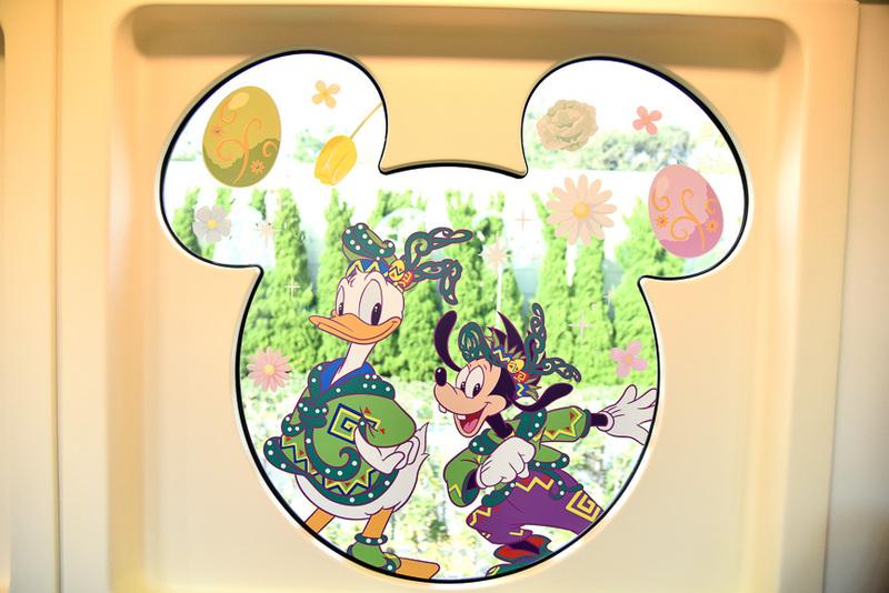 ドナルドダックとマックスは自然の神秘溢れる「マジックリアリズム」なデザイン