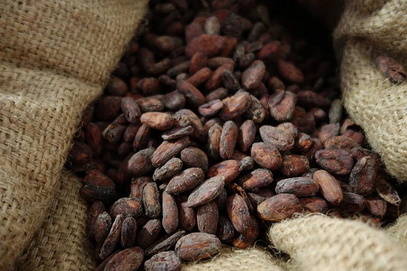 これがベトナム国内でチョコレートになるのですね~