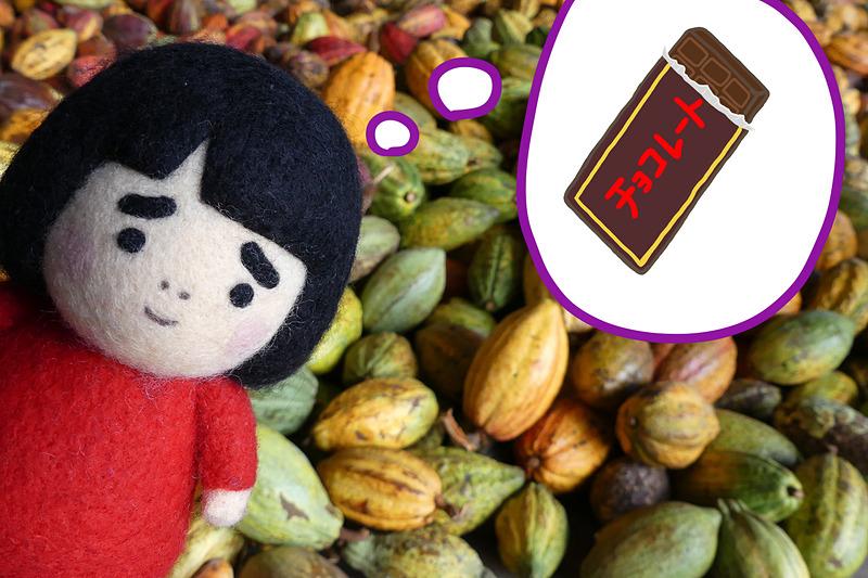 ベトナムのチョコレート、ぜひ食べてみてくださいませね