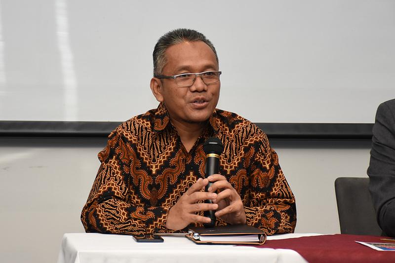アジアパシフィック地区マーケティング副部長 タウフィック・ヌルヒダヤット氏