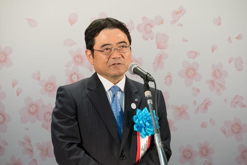 関西エアポート株式会社 代表取締役社長 CEO 山谷佳之氏