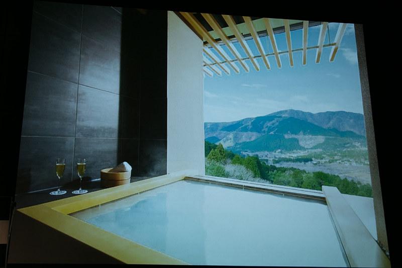 神奈川・箱根に温泉旅館「星野リゾート 界 仙石原」が開業する。界 仙石原では全室に露天風呂を備え、仙石原の景色を眺めることができる