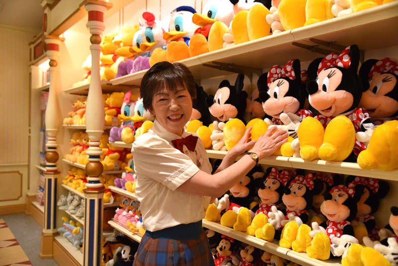 今年で勤続35年となる「ディズニー&カンパニー」の石津君子氏
