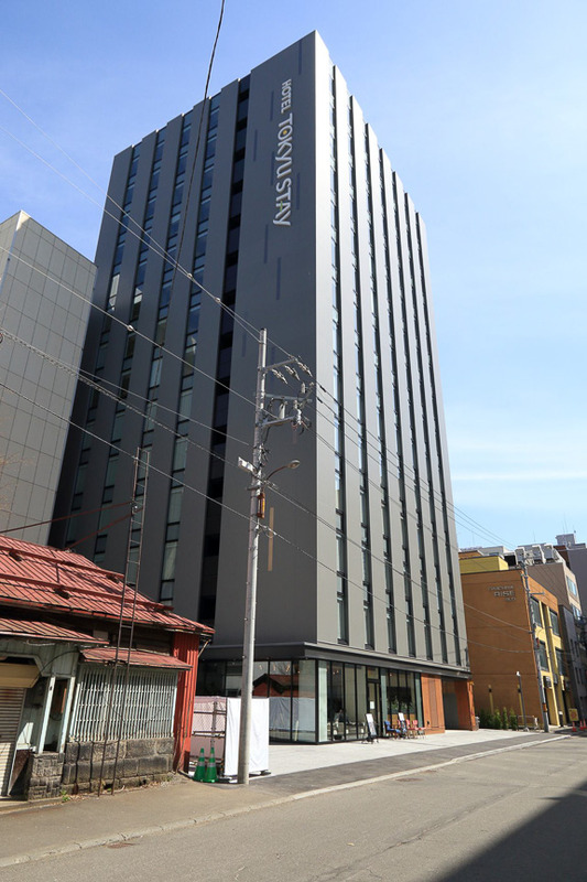 4月24日にオープン予定の「東急ステイ札幌」