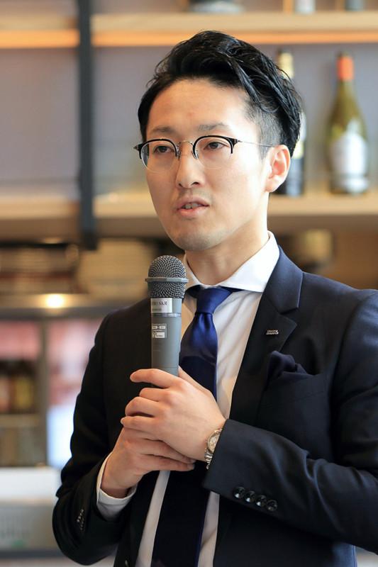 株式会社グラフィックホールディングス 代表取締役 山本壮一氏