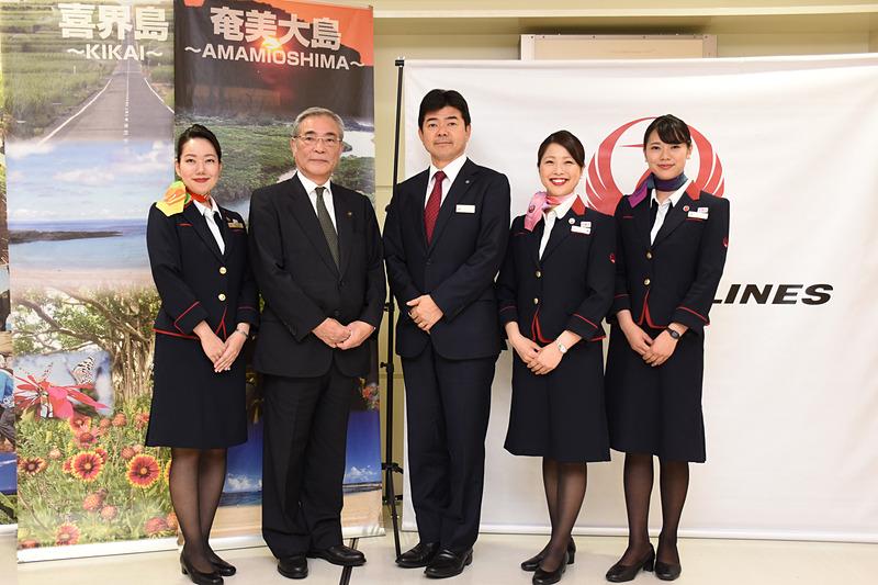 JALは5月の新・JAPAN PROJECTの概要を説明した