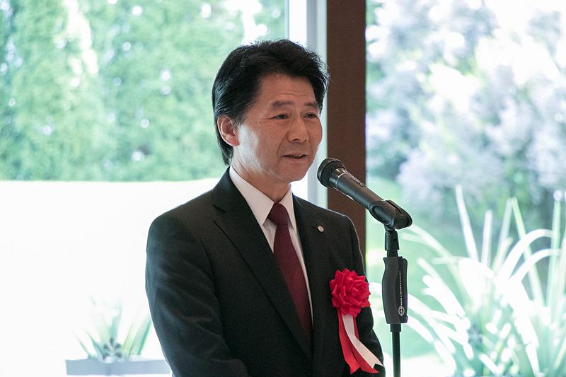 日本航空株式会社 成田空港支店長 中野直人氏