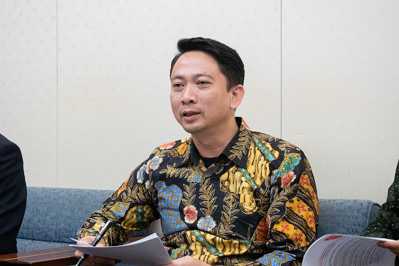 インドネシア・エアアジアX CEO/キャプテン スリスティオ・ヌグロホ・ハヌング氏