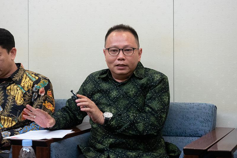 インドネシア・エアアジア コマーシャル・ディレクター リファイ・タベリ氏