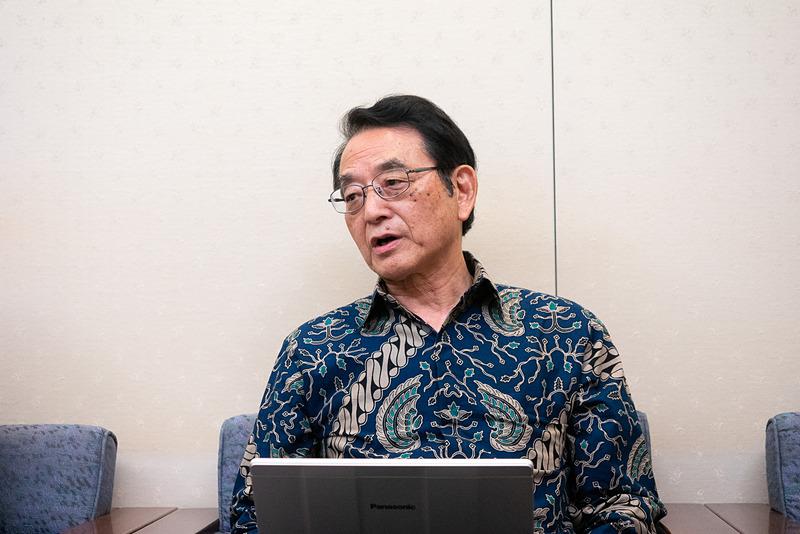 インドネシア共和国観光省 ビジットインドネシアツーリズムオフィス 日本地区事務所代表 成田忠彦氏