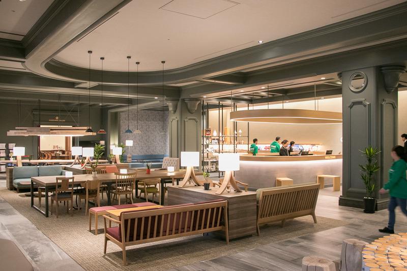「OMO」ブランドの1号店として、4月28日にリニューアルオープンした「星野リゾート OMO7 旭川」