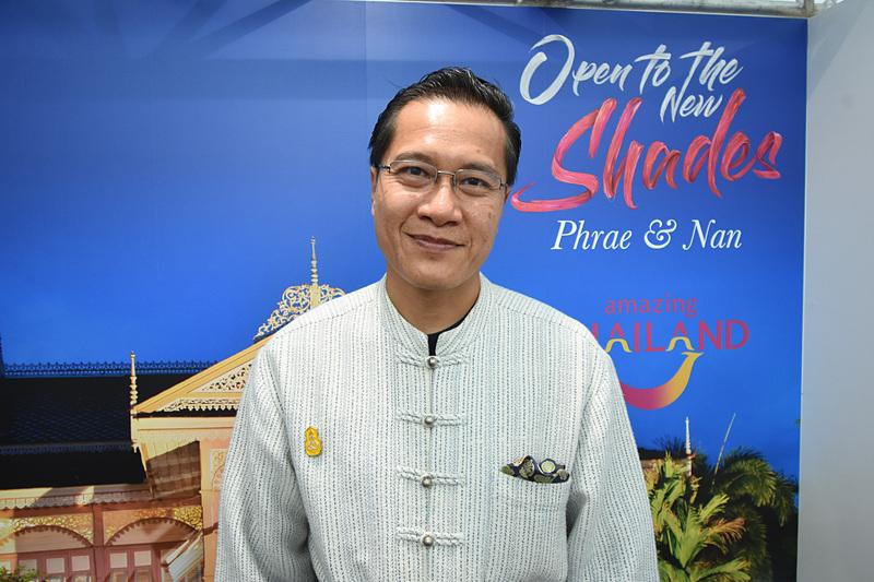 タイ王国 観光・スポーツ大臣 ウィーラサック・コースラット氏